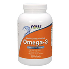 NOW Foods Omega 3 1000 mg ( 500 капсул )