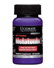 Ultimate Nutrition 100% Premium Melatonin 3 мг (60 капсул)