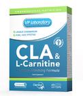 VPLab CLA+L-carnitine (45 капсул)