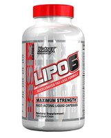 Nutrex Lipo 6 (120 капсул)