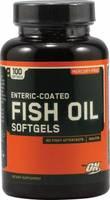 Optimum Nutrition Fish Oil (100 капсул)