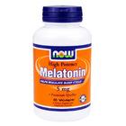 NOW Melatonin 5 mg (60 капс)