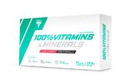 Trec Nutrition 100% Vitamins & Minerals (60 капс)