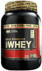 Optimum Nutrition 100% Whey Gold Standart (1090г)