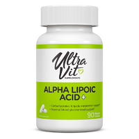 UltraVit Alpha Lipoic Acid+ (90 капс)