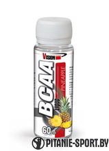 VISION NUTRITION BCAA LIQUID SHOT + GLUTAMINE (60 мл)