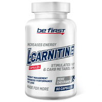 Be First L-carnitine (90 капс)