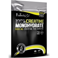 BIO TECH 100% Creatine Monohydrate (500 г)