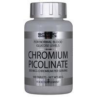Scitec Nutrition Chromium Picolinate (100 таб)