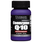 Ultimate Nutrition Coenzyme Q10 100% Premium 100 mg (30 капсул)