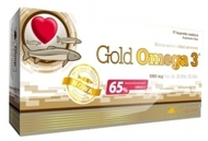 Olimp Labs Gold Omega 3 65% 1000 мг (60 капс)