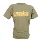 Grenade Футболка хаки ( S)