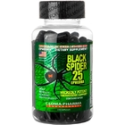 Cloma Pharma Black Spider 25 (100 капс)