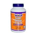 NOW Foods Super Omega 3-6-9 1200 мг (180 капс)