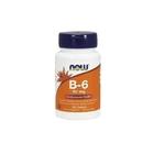 NOW B-6 50 mg (100 таб)