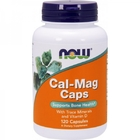 NOW Cal-Mag caps (120 капс)