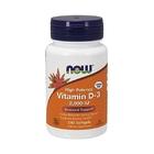 NOW Vitamin D-3 2000 ME (240 капс)