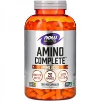 NOW Amino Complete (360 капс)