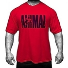 Майка Animal  красная (XL)