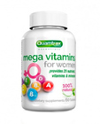 Quamtrax Nutrition Mega Vitamins for Women (60 таб)