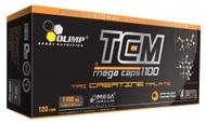 Olimp TCM Mega Caps 1100 (120 капсул)