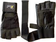 Olimp Training gloves Hardcore COMPETITION Wrist  (S, XXL)