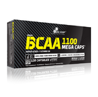 Olimp BCAA Mega caps 1100 (120 капсул)