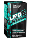 Nutrex lipo 6 black hers ultra concentrate (60 капсул)