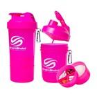 Шейкер SmartShake Original Neon Pink (400 мл)