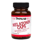 Twinlab Melatonin (60 капсул)