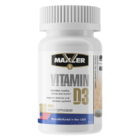 Maxler Vitamin D3 1200 МЕ (180 таб)